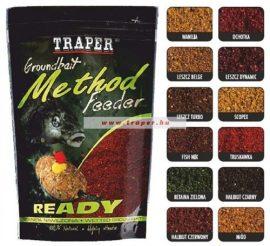 Traper Method Feeder Ready 750g Kész Etető