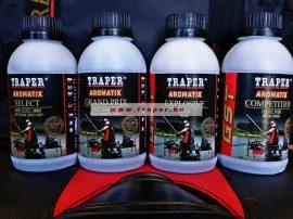 Traper Aromatix GST 350gr Többféle ízben
