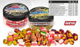 Traper Duo Color Pop-up Method Feeder Pellet Többféle ízben