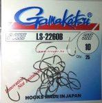 Gamakatsu 2260B Többféle Méretben