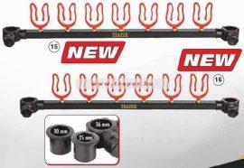 Traper GST Click Top Set Tartó Oldaltálcára Kétféle méretben