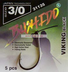Bushido Viking Black Nnickel Többféle Méretben