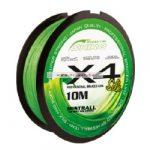 Mistall Shiro Silk X4 Fonott 10m Többféle Átmérőben
