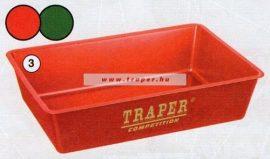 Traper Szögletes Tál Nagy 50x33cm