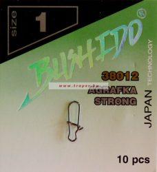 Traper Bushido Strong Kapocs Pergetéshez Több Méretben