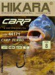Traper Hikara Carp Turbo Black Chrome Többféle Méretben