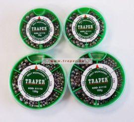 Traper Sörét Ólom (Kicsi) Szett Több Méretben