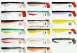 Traper Blade Gumihal Többféle Színben 20 cm (10 db/csomag)
