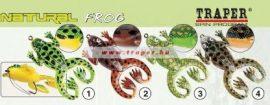 Traper Natural Béka 6 g 6 cm Többféle Színű