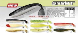 Traper Sprat 9,5 cm-es Gumihal Többféle Színben