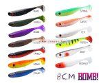 Delphin BOMB! Gumihal Rippa / 5db 8cm/BEST