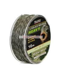 Traper Exelllence Liquid Wire Snake Green 20M Bojlis Előke
