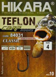 Traper Hikara Teflon Classic Black Chrome Többféle Méretben
