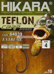 Traper Hikara Teflon Extreme Black Chrome Többféle Méretben
