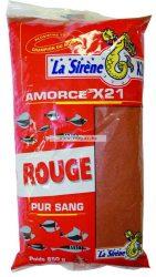 z La Siréne X21 Piros 850g