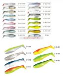 Dragon Reno Killer Gumihal 5cm Többféle színben