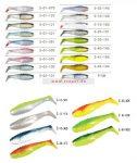 Dragon Reno Killer Gumihal 6cm Többféle színben