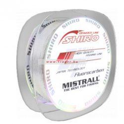 Mistrall Shiro Fluorocarbon 150m többféle átmérőben