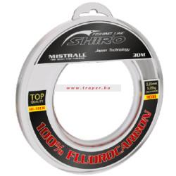 Mistrall Shiro 100% Fluorocarbon 30m többféle átmérőben