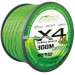 Mistrall X4 Catfish Fluo Green 300m Többféle Átmérőben