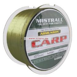 Mistrall Admundson Carp Camou 600m többféle átmérőben