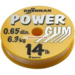 Drennan Power Gum Erőgumi 0,65mm 10m Többféle Színben