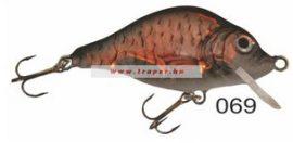 Mistrall Carp Floater Wobbler 7cm Többféle színben