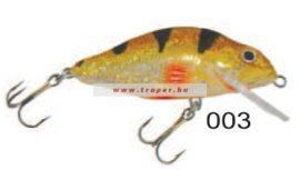 Mistrall Perch Floater Wobbler 9cm 003-as szín